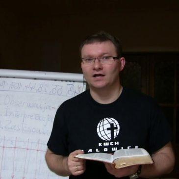 Indukcyjne studiowanie biblii cz.2 – Denis Gricuk