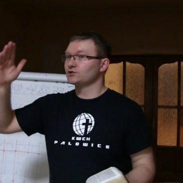 Indukcyjne studiowanie biblii cz.1 – Denis Gricuk