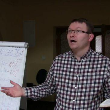 Indukcyjne studiowanie biblii cz.3 – Denis Gricuk
