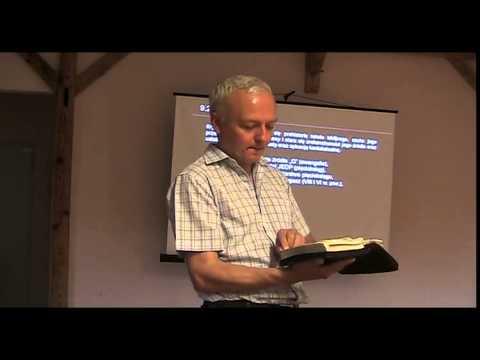 Jak unikać błędów przy studiowaniu Biblii cz 4 – Marek Handrysik