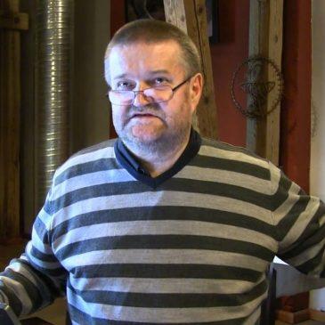 """Krzysztof Gołębiowski – """"Droga ucznia Chrystusa"""""""