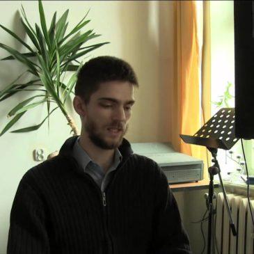 Systematyczna Teologia 1 – Istnienie Boga cz3
